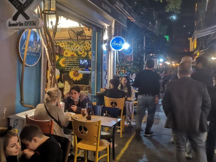 Alavara Sokak Görünümü