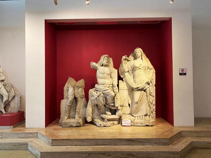 İzmir tarih ve heykel müzesi