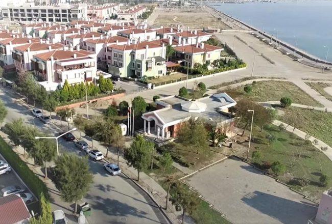 Mavişehir Drone Üstten Görünüm